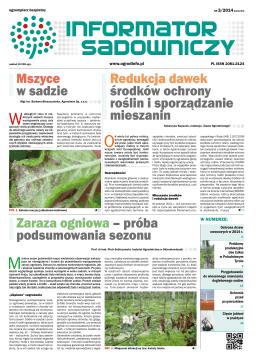 Redukcja dawek środków ochrony roślin i sporządzanie mieszanin