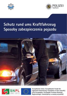 Schutz rund ums Kraftfahrzeug Sposoby