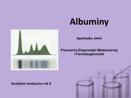 Albuminy