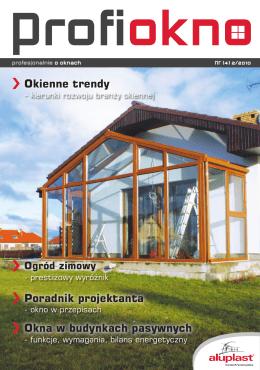 Poradnik projektanta Okna w budynkach pasywnych