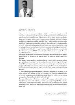 Kardioprofil 2/2010 - wydawnictwo medyczne MEDEDU