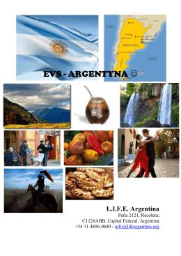 EVS - ARGENTYNA - Europejskie Forum Młodzieży