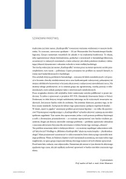 Kardioprofil 3/2009 - wydawnictwo medyczne MEDEDU