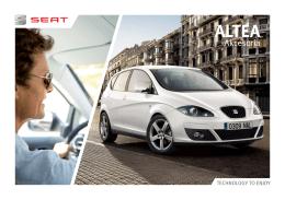 Akcesoria SEAT Altea (pdf)