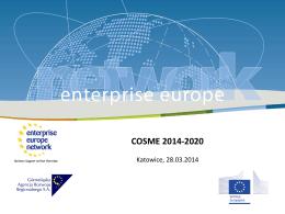 (COSME) (2014–2020)