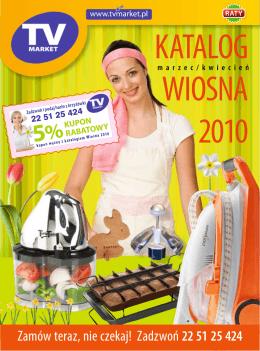 KATALOG WIOSNA 2010