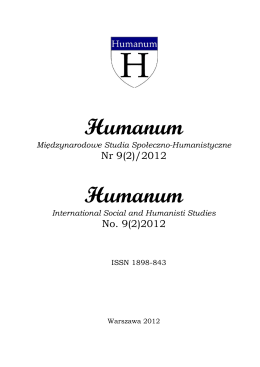 Humanum Humanum