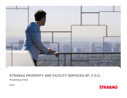 strabag property and facility services sp. z oo