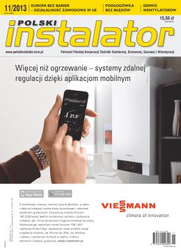 polski instalator wydanie XI, 2013