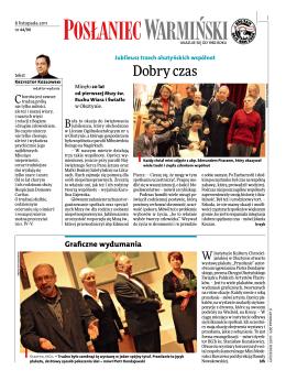 Posłaniec Warmiński 44/2011 (pdf)