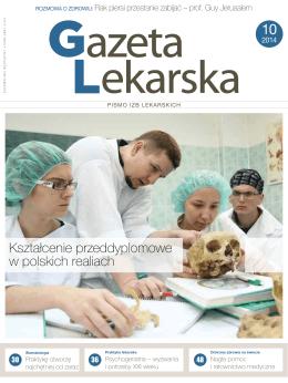 Kształcenie przeddyplomowe w polskich realiach