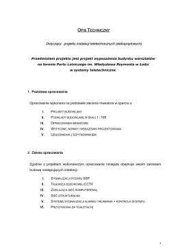 Załącznik nr 3 do wyjaśnień z dnia 07.01.2014