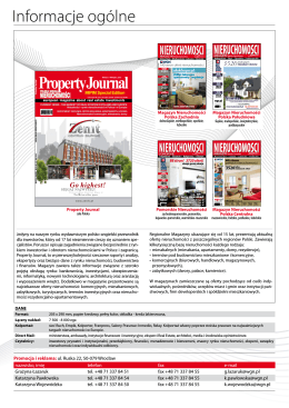 Journal Property