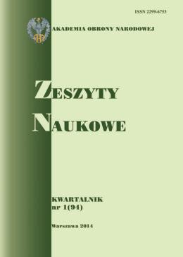 zn - Wydawnictwo AON - Akademia Obrony Narodowej