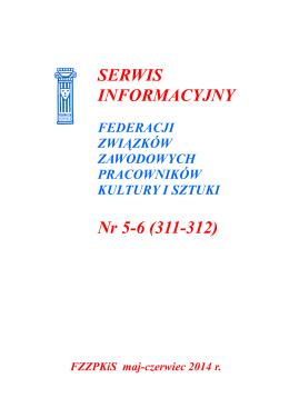 05 - 06 - Federacja Związków Zawodowych Pracowników Kultury i
