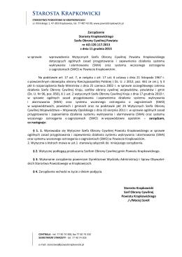 Umowa Przedwstępna Cywilno-Prawna WZÓR