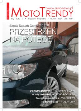 Akcja auto 2013 - regulamin dla Klienta