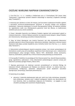 Umowa najmu (.pdf) - Zespół Szkół nr 1 im. Jana Kilińskiego w