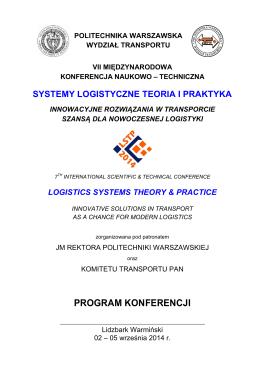 program seminarium 2.. - Dolnośląska Izba Architektów