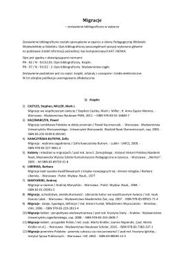 PADEW NARODOWA - Urząd Statystyczny w Rzeszowie