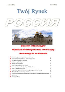 Treść Rocznika - Instytut Europy Środkowo-Wschodniej