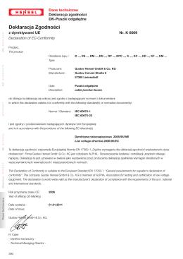 Grupy Pompowe do centralnego ogrzewania Wielkość pliku: 6.87 Mb