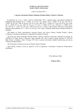 Raaa Powiatu Gmdliāléifigß załącznik do uchwały nr 246 /X× x/13