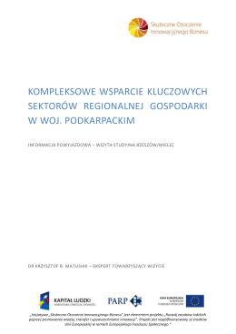 Materiał szkoleniowy z trasy edukacyjnej w Poznaniu