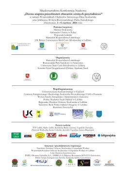 PLAN SZKOLENIA - Centrum Edukacji Bio