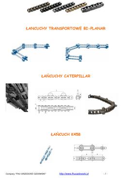 Chains and Accessories Łańcuchy i akcesoria Reťaze a príslušenstvo