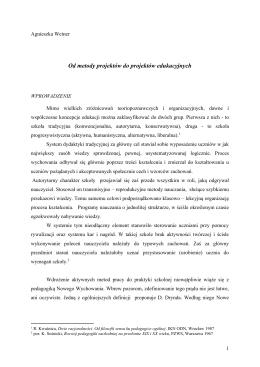 Wykaz literatury - PBW Rzeszów (filia w Dębicy)