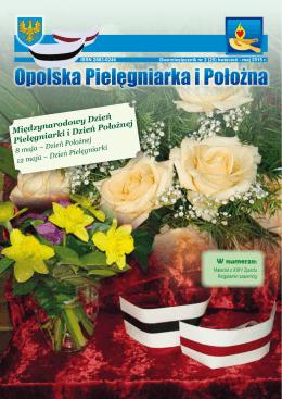 Pobierz Biuletyn - Okręgowa Izba Pielęgniarek i Położnych w Opolu