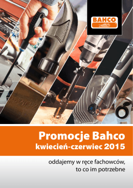 Promocje Bahco - Bahco - Wózki narzędziowe, Pneumatyka