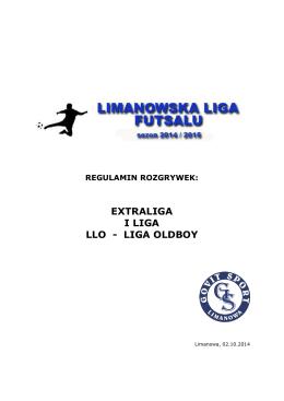 EXTRALIGA I LIGA LLO - LIGA OLDBOY