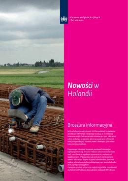 Nowości w Holandii - Gemeente Westland