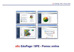 Pobierz instrukcję PDF - aSc EduPage