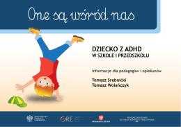 DziecKO z ADHD - Biblioteka Cyfrowa Ośrodka Rozwoju Edukacji