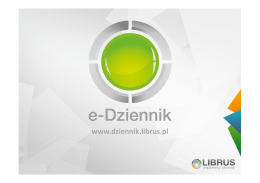 Librus - prezentacja