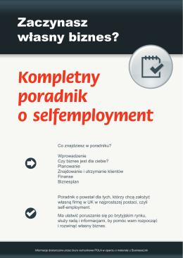 Poradnik self-employera – ściągnij plik pdf