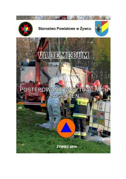 VADEMECUM Powiat.pdf - Starostwo Powiatowe w Żywcu