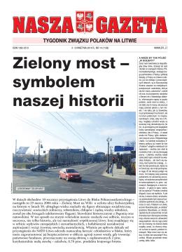 NG14 - Związek Polaków na Litwie