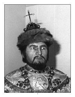 Andrzej Saciuk – CZARNY BAS