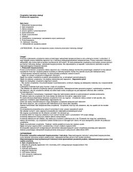 Instrukcja obsługi (PDF)