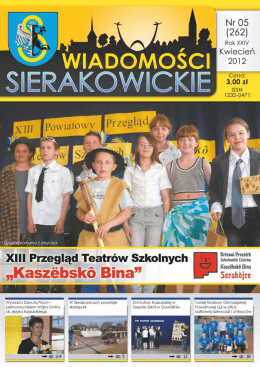 Grupa teatralna z Mojusza - Wiadomości Sierakowickie