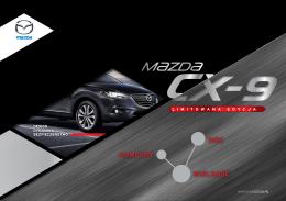 Aktualny cennik Mazda CX-9