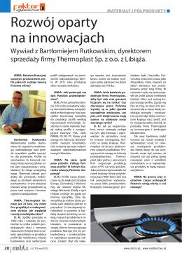 Wydawnictwo Faktor - Wywiad z Bartłomiejem