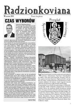 radzionkoviana - Inicjatywa Obywatelska Powiatu Tarnogórskiego