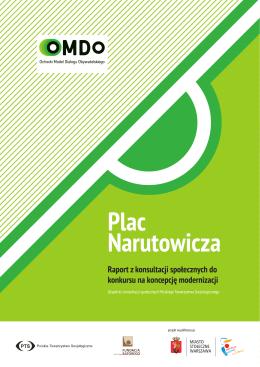 Raport z konsultacji Nowy Plac Narutowicza