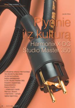 Harmonix X-DC Studio Master 350