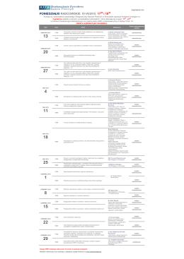 ulotka IV-VI 2015_PR - Okręgowa Izba Radców Prawnych w